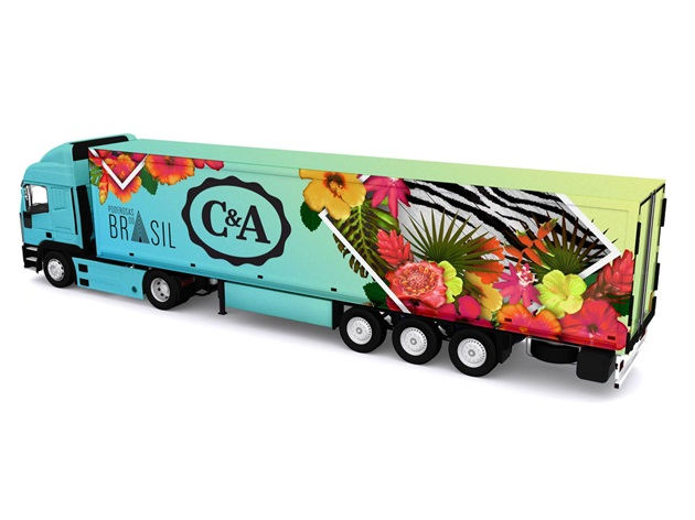 Fashion Truck C&A