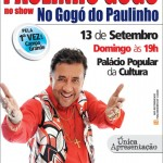 Stand up – No Gogó do Paulinho!