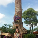 Islands of Adventure e Hotel em Orlando!