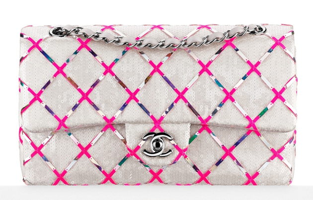 Chanel-Sequined-and-Embroidered-Classic-Flap-Bag