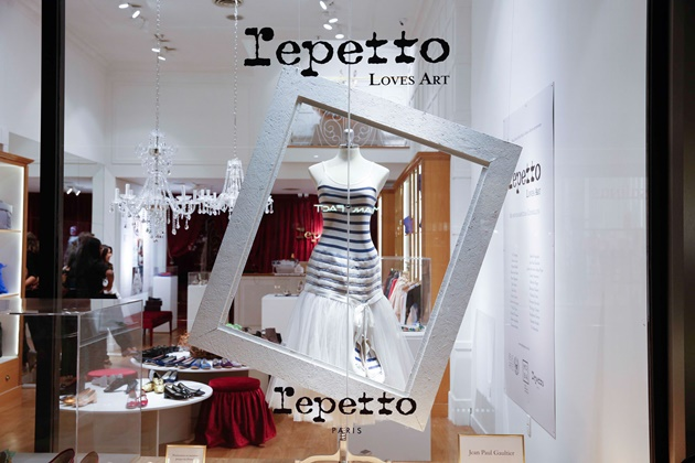 moda repetto paris