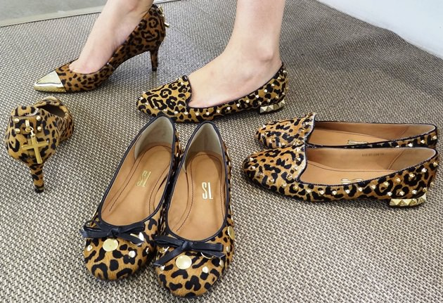 Scarpin, animal print, sapatos animal print, sapatilhas, sapatos fashion, sleeper, sleepers, Lojas Shopping Campo Grande