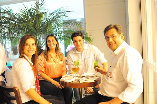 Marketing Grupo Enzo, equipe Kampai