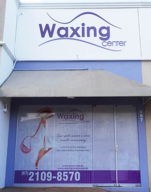 Waxing center em Campo Grande