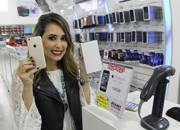 onde comprar iphone 6 no Paraguai