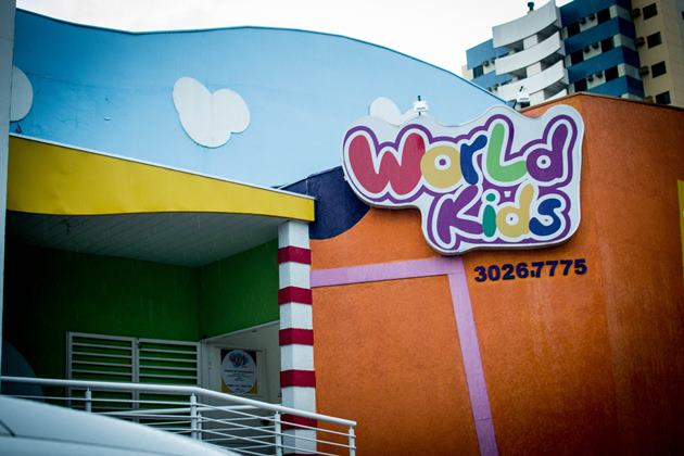 world kids buffet infantil