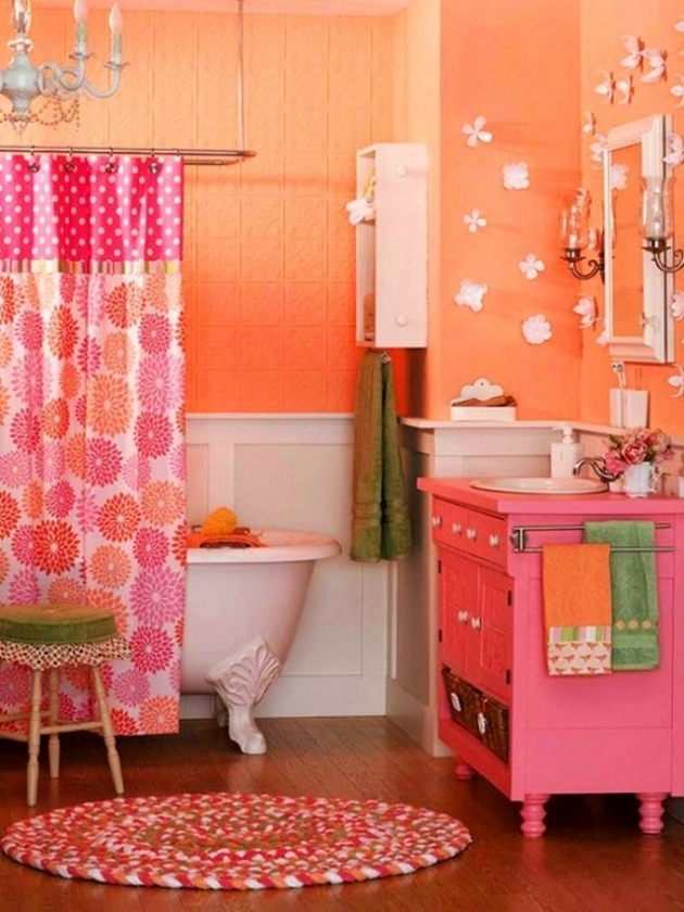 stylish-ideas-pink-bathroom-decor-ideas-beautiful-bathroom