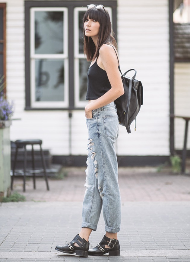 street style cut out