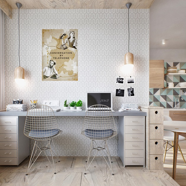 hispter-home-office