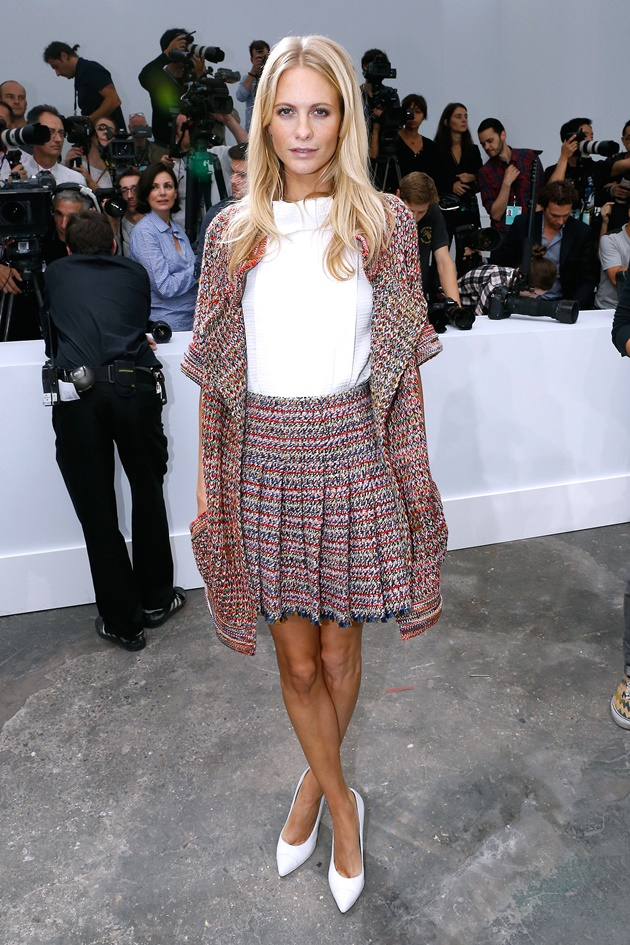 poppy delevigne tweed