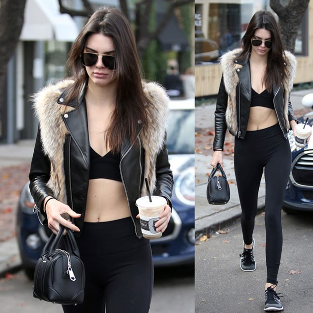 kendall athleisure